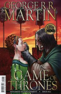 George R. R. Martin's A Game of Thrones #22 (2013)