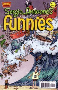 Sergio Aragonés Funnies #11 (2013)