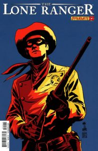 The Lone Ranger #22 (2013)