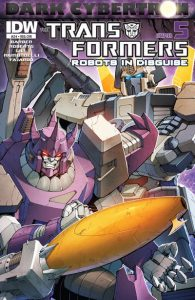 The Transformers: Robots in Disguise #24 (2013)