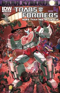 The Transformers: More Than Meets the Eye #24 (2013)