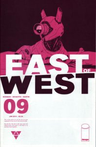 East of West #9 (2013)