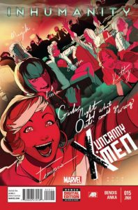 Uncanny X-Men #15 (2013)