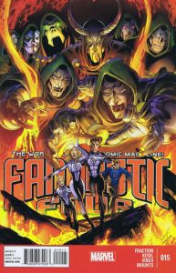 Fantastic Four #15 (2013)