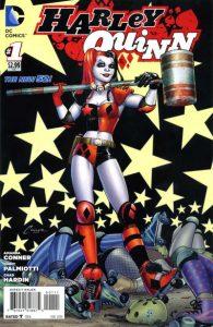 Harley Quinn #1 (2013)