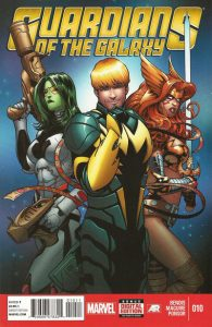 Guardians of the Galaxy #10 (2013)