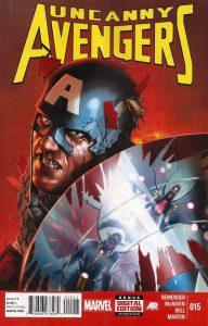 Uncanny Avengers #15 (2013)
