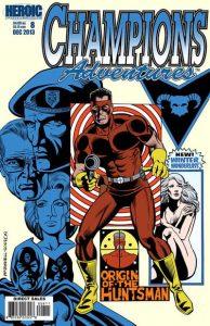 Champions Adventures #8 (2013)