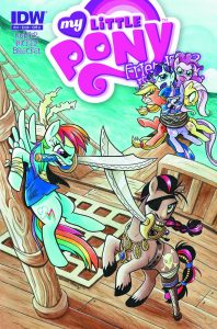My Little Pony: Friendship Is Magic #14 (2013)