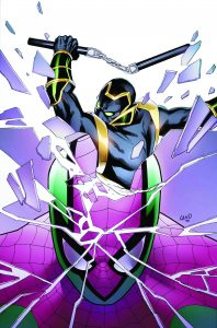 Mighty Avengers #4 (2013)
