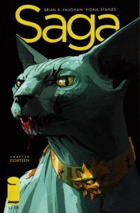 Saga #18 (2014)