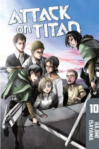 Attack on Titan #10 (2014)