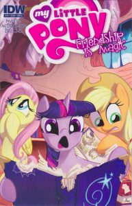 My Little Pony: Friendship Is Magic #15 (2014)