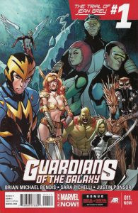 Guardians of the Galaxy #11.NOW (2014)