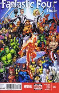 Fantastic Four #16 (2014)