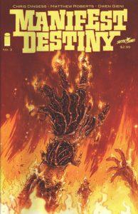 Manifest Destiny #3 (2014)