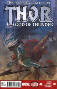 Thor: God of Thunder #17 (2014)