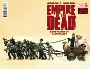George Romero's Empire of the Dead #1 (2014)