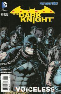 Batman: The Dark Knight #26 (2014)