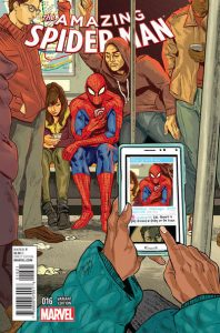Amazing Spider-Man #16 (2014)