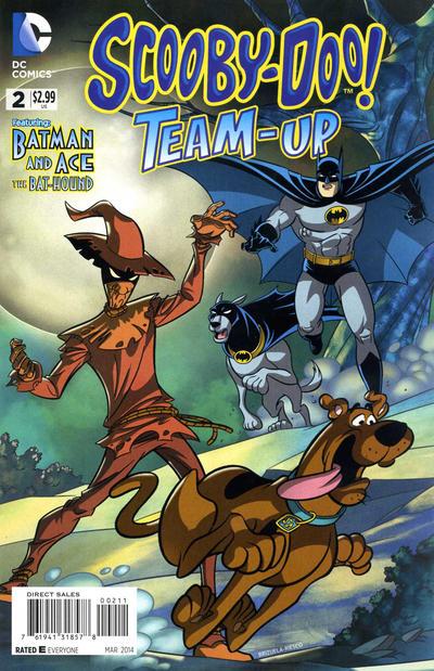 Scooby-Doo Team-Up #2 (2014)