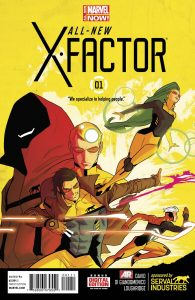 All-New X-Factor #1 (2014)