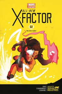 All-New X-Factor #2 (2014)