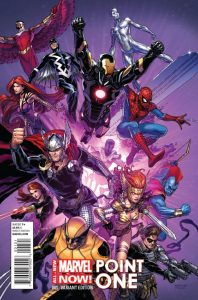 All-New Marvel Now! Point One #1 (2014)