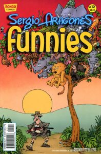 Sergio Aragonés Funnies #12 (2014)