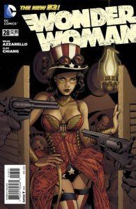 Wonder Woman #28 (2014)