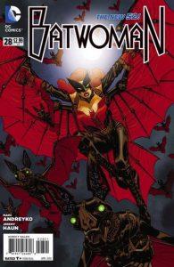 Batwoman #28 (2014)