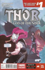 Thor: God of Thunder #19 (2014)