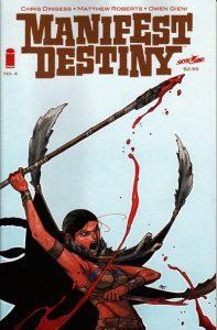 Manifest Destiny #4 (2014)