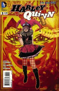 Harley Quinn #3 (2014)