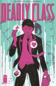 Deadly Class #2 (2014)