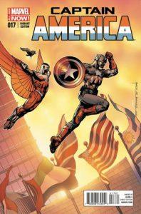 Captain America #17 (2014)
