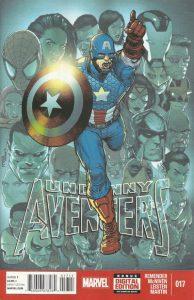 Uncanny Avengers #17 (2014)