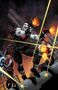 Bloodshot and H.A.R.D.Corps #19 (2014)
