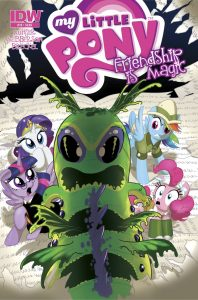My Little Pony: Friendship Is Magic #16 (2014)