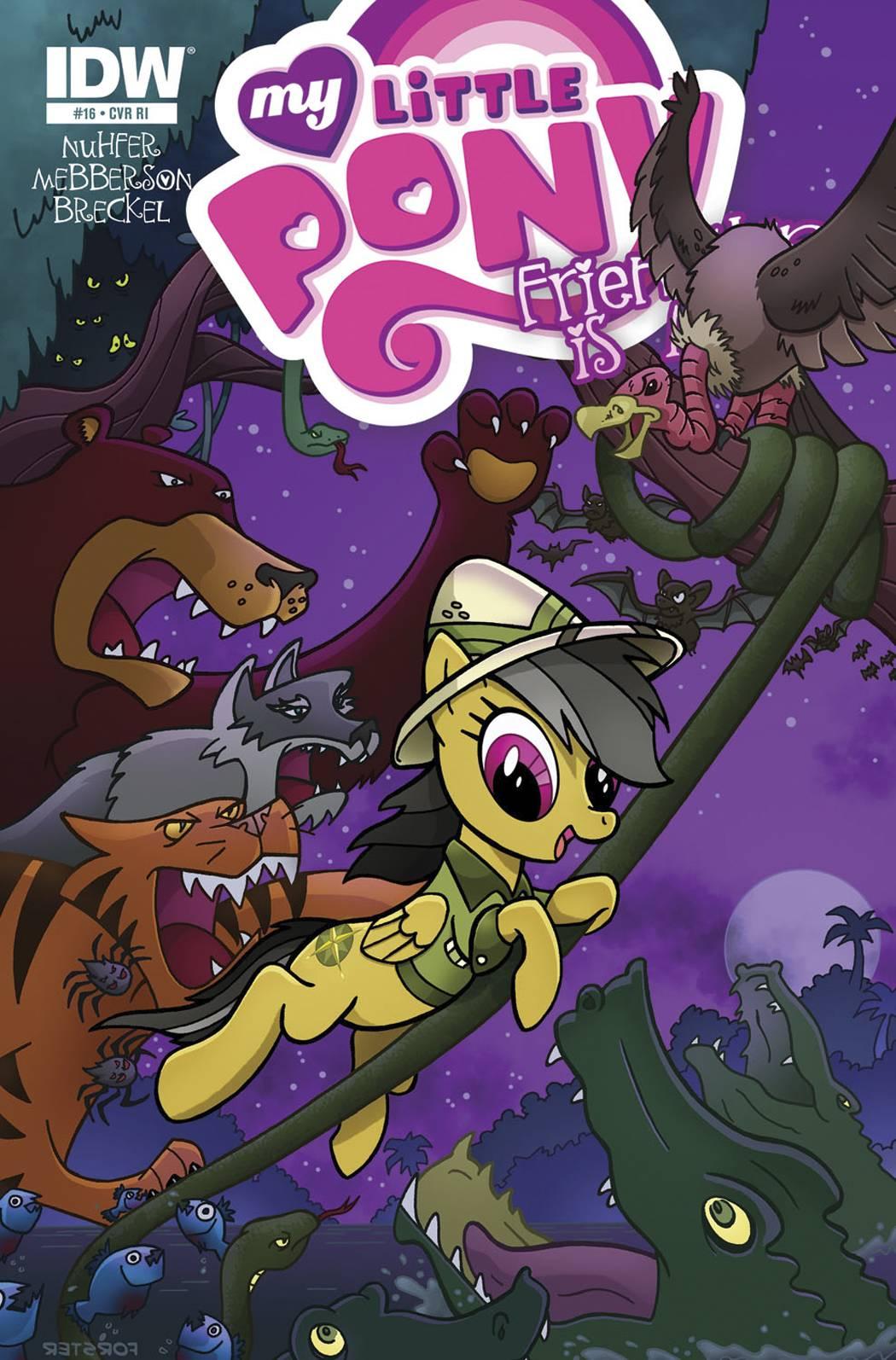 My Little Pony: Friendship Is Magic #16 (2014)