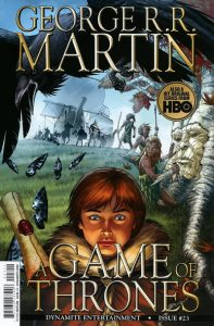 George R. R. Martin's A Game of Thrones #23 (2014)