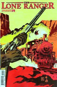 The Lone Ranger #24 (2014)