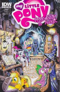 My Little Pony: Friendship Is Magic #17 (2014)