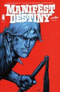 Manifest Destiny #5 (2014)