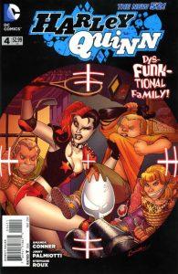 Harley Quinn #4 (2014)