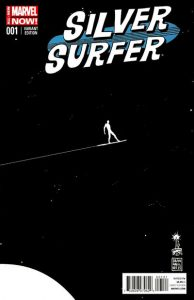 Silver Surfer #1 (2014)