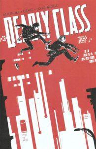 Deadly Class #3 (2014)
