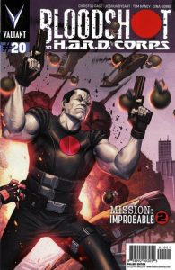 Bloodshot and H.A.R.D.Corps #20 (2014)