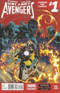 Uncanny Avengers #18.NOW (2014)