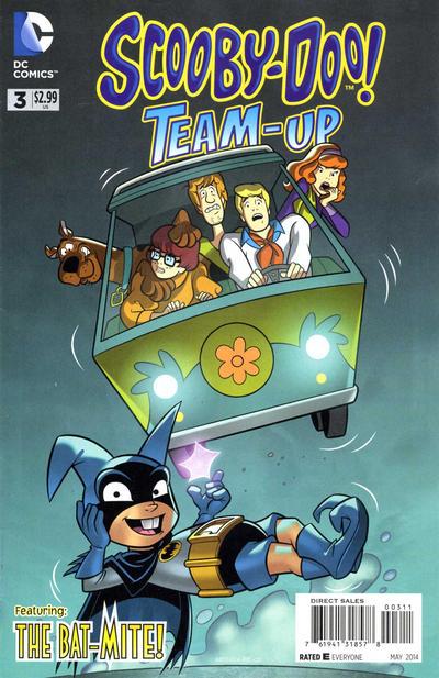 Scooby-Doo Team-Up #3 (2014)